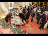Neziskové organizace na Mikulášském charitativním bazaru