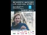 Benefiční koncert Tomáše Kluse